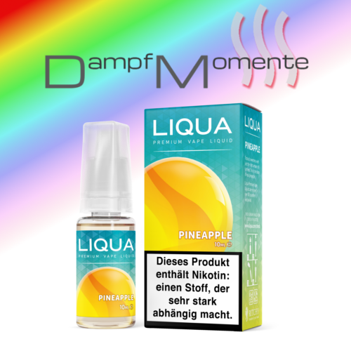 LIQUA ELEMENTS Pineapple