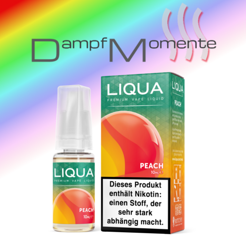 LIQUA ELEMENTS Peach