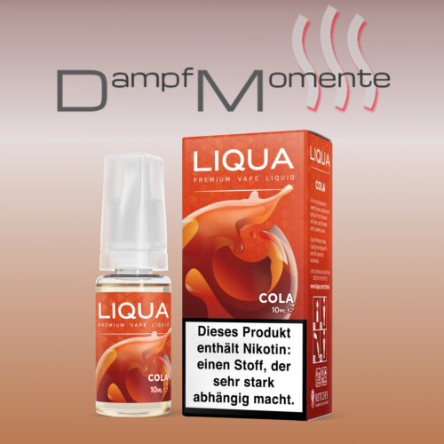 LIQUA ELEMENTS Cola