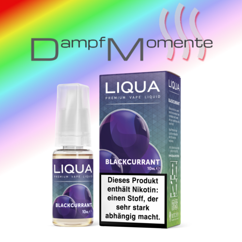 LIQUA ELEMENTS Blackcurrant
