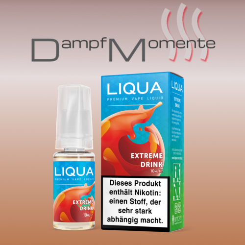 LIQUA ELEMENTS Extreme Drink