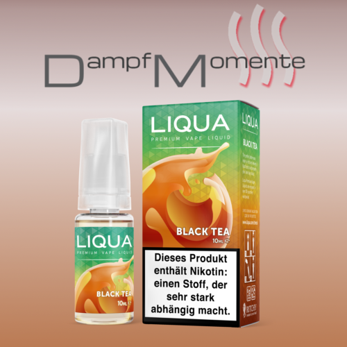 LIQUA ELEMENTS Black Tea