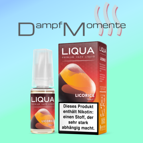 LIQUA ELEMENTS Licorice