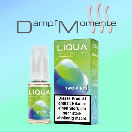 LIQUA ELEMENTS Two Mints