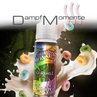 TWELVE MONKEYS  O-RangZ (50ml konzentriert)
