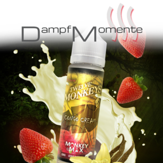 TWELVE MONKEYS  Congo Cream (50ml konzentriert)