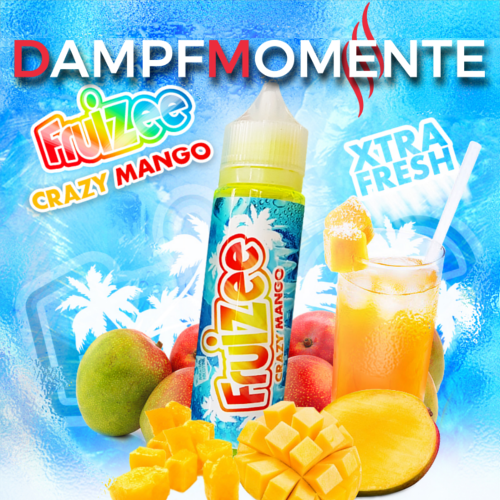 Eliquid France - Fruizee - Crazy Mango
