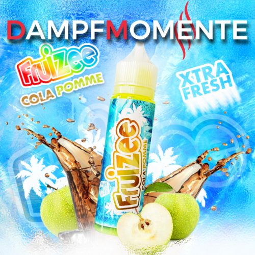 Eliquid France - Fruizee - Cola Apple