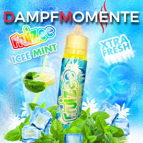 Eliquid France - Fruizee - Icee Mint