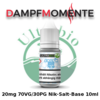 Ultrabio Salt-Nic-Base 10ml 20mg