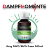 Ultrabio Base 70/30 100ml 0mg
