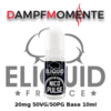 Eliquid France - Nico Pulse Base 10ml 20mg