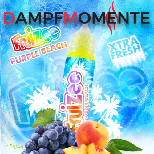 Eliquid France - Fruizee - Purple Beach