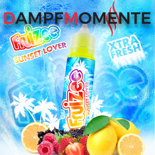 Eliquid France - Fruizee - Sunset Lover
