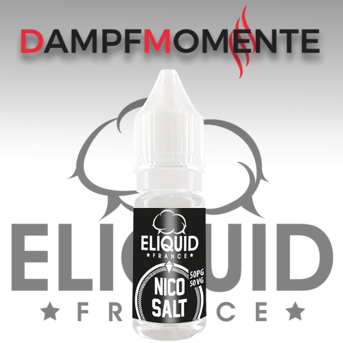 Eliquid France - Nico Salt