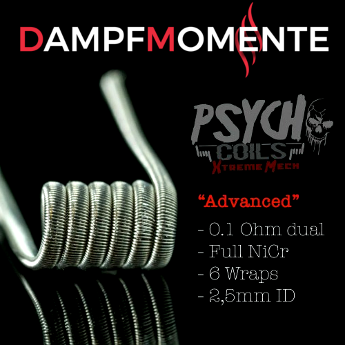 Psycho Coils - Xtreme Mech Advanced