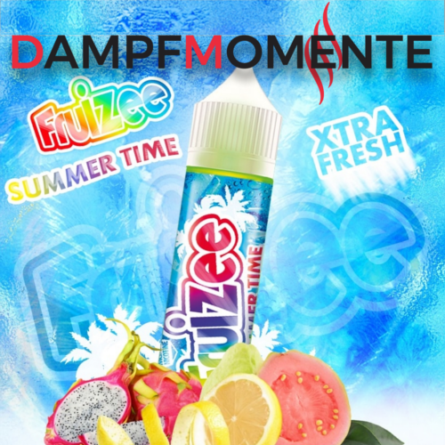 Eliquid France - Fruizee - Summer Time