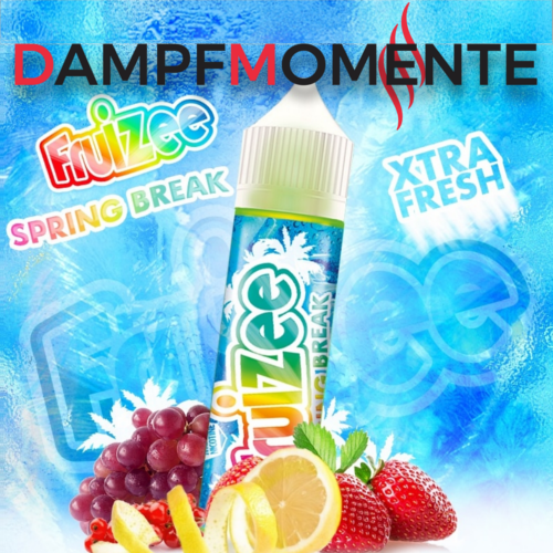 Eliquid France - Fruizee - Spring Break